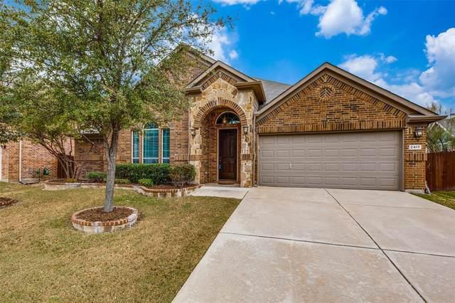 2417 Lakebend Drive, Little Elm, TX 75068 (MLS #14474410) :: Jones-Papadopoulos & Co
