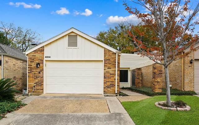 4214 Rosser Square, Dallas, TX 75244 (MLS #14474414) :: Robbins Real Estate Group