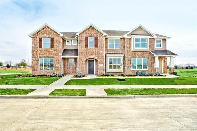 3424 Cricket Drive, Denton, TX 76207 (MLS #14474426) :: Trinity Premier Properties