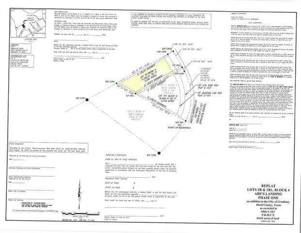 3326 Abes Landing Court, Granbury, TX 76049 (MLS #14474472) :: The Kimberly Davis Group