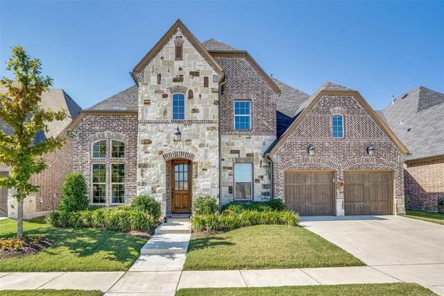 7820 Ivey, The Colony, TX 75056 (MLS #14474474) :: Jones-Papadopoulos & Co