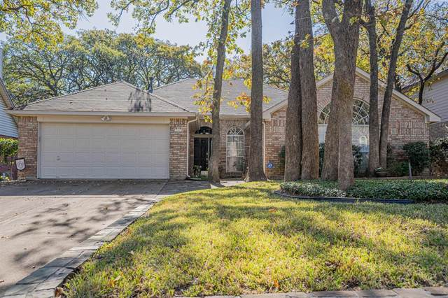 527 Woodhill Court, Grapevine, TX 76051 (MLS #14474499) :: EXIT Realty Elite