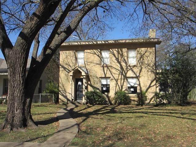 303 Craig Street, Hillsboro, TX 76645 (MLS #14474511) :: The Tierny Jordan Network