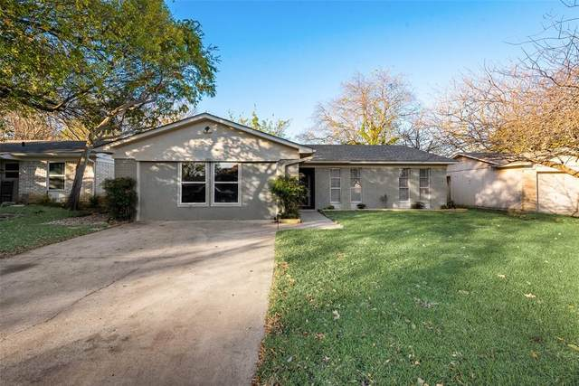1701 White Oak Court, Denton, TX 76209 (MLS #14474512) :: All Cities USA Realty