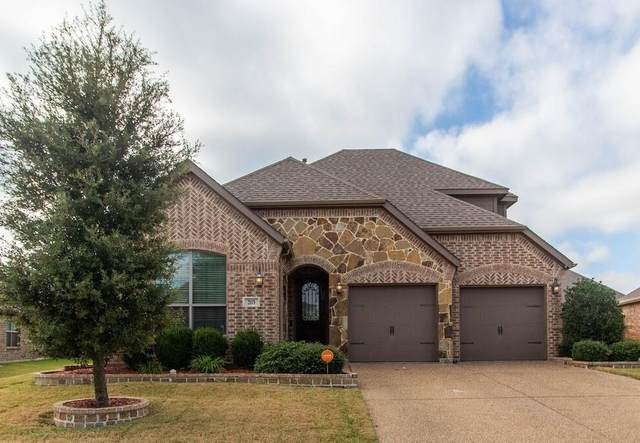 203 Campbell Court, Fate, TX 75189 (MLS #14474540) :: The Kimberly Davis Group