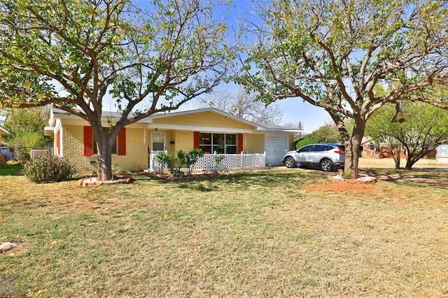 1772 N Willis Street, Abilene, TX 79603 (MLS #14474610) :: Real Estate By Design