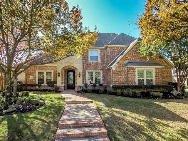 1500 Windsor Drive, Mckinney, TX 75072 (MLS #14474617) :: The Kimberly Davis Group