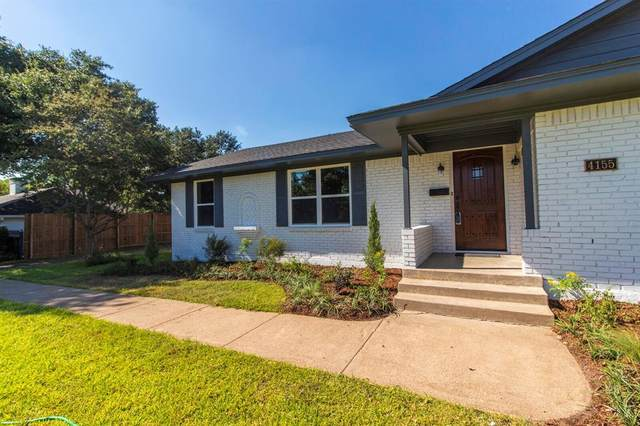 4155 Northaven Road, Dallas, TX 75229 (#14474637) :: Homes By Lainie Real Estate Group