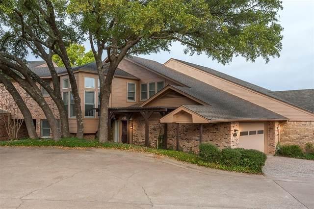 2128 Clear Lake Road, Weatherford, TX 76087 (MLS #14474653) :: Premier Properties Group of Keller Williams Realty