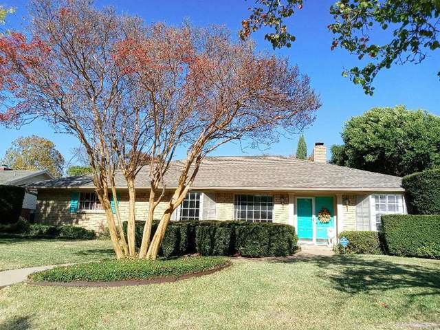3812 Walton Avenue, Fort Worth, TX 76133 (MLS #14474655) :: Real Estate By Design