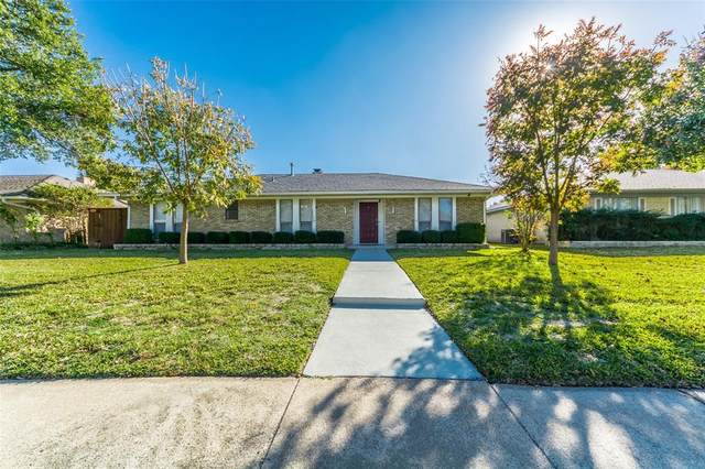 1806 Marquette Drive, Richardson, TX 75081 (MLS #14474666) :: Potts Realty Group