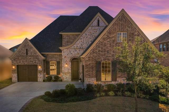 2880 Hyde Court, Prosper, TX 75078 (MLS #14474672) :: Real Estate By Design