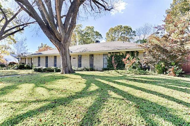 108 Shadywood Lane, Richardson, TX 75080 (MLS #14474673) :: Real Estate By Design