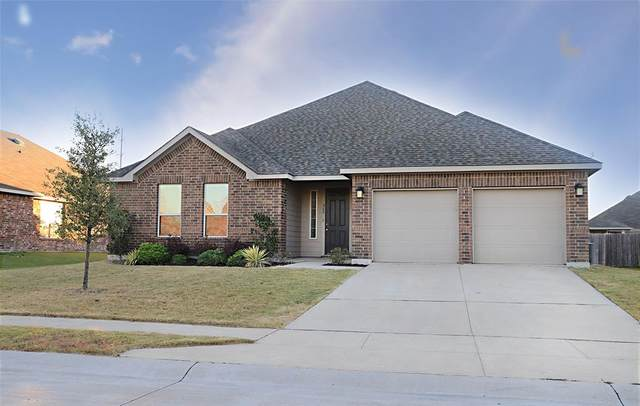 260 Saddlebrook Lane, Waxahachie, TX 75165 (MLS #14474692) :: The Hornburg Real Estate Group