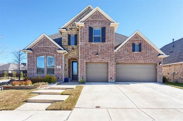 2136 Newton Lane, Mckinney, TX 75071 (MLS #14474697) :: The Good Home Team