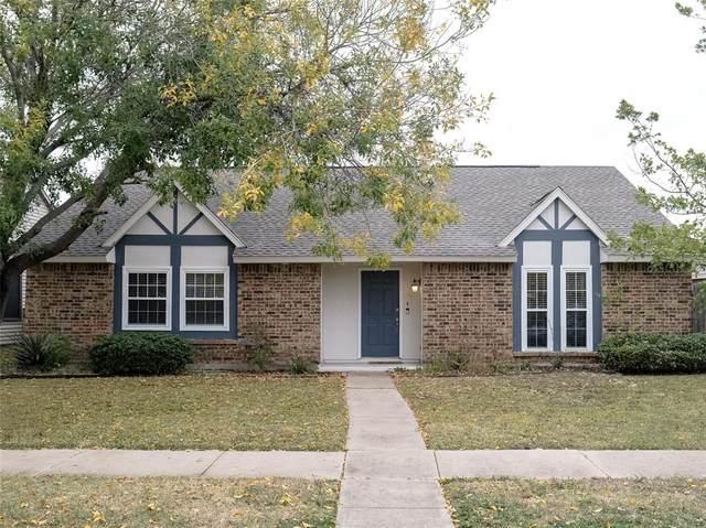 5804 Trego Circle, The Colony, TX 75056 (MLS #14474704) :: Jones-Papadopoulos & Co