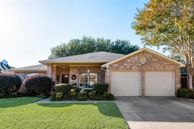 3817 Martha Lane, Rowlett, TX 75088 (MLS #14474707) :: Premier Properties Group of Keller Williams Realty