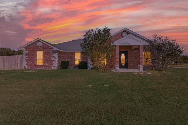 115 Carroll Drive, Teague, TX 75860 (MLS #14474714) :: The Mauelshagen Group
