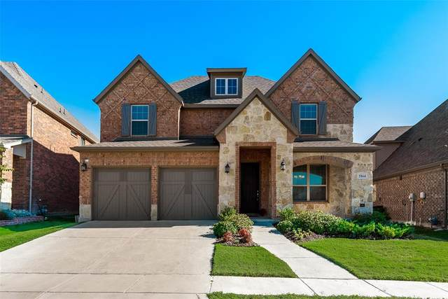 5864 Austin Waters, The Colony, TX 75056 (MLS #14474726) :: The Kimberly Davis Group