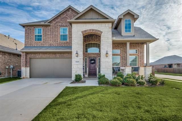 3825 Blessington Drive, Frisco, TX 75036 (MLS #14474727) :: The Heyl Group at Keller Williams