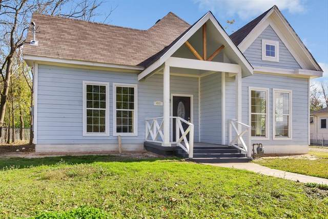 4113 Stuart Street, Greenville, TX 75401 (MLS #14474735) :: Lyn L. Thomas Real Estate | Keller Williams Allen