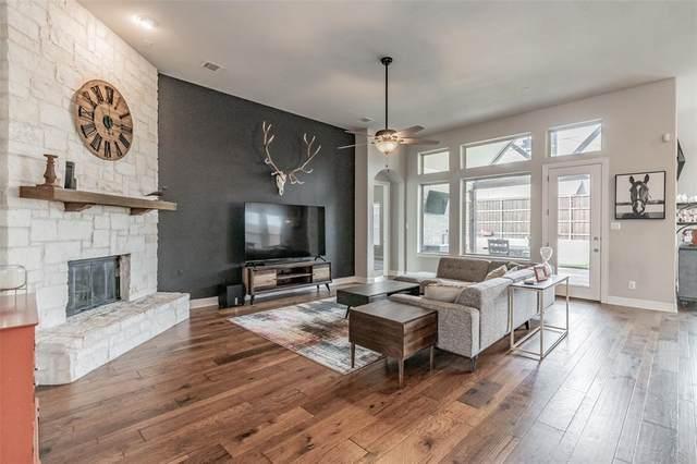 2301 Lewis Canyon Drive, Prosper, TX 75078 (MLS #14474745) :: Real Estate By Design