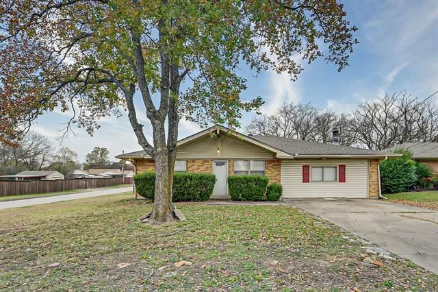 125 Evelyn Street, Desoto, TX 75115 (MLS #14474747) :: RE/MAX Pinnacle Group REALTORS