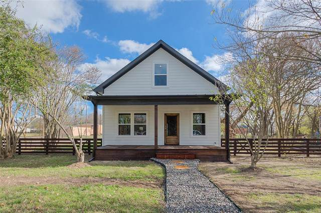 420 S Main Street, Bonham, TX 75418 (MLS #14474772) :: The Mauelshagen Group