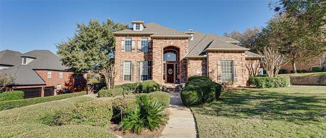 1300 Westmont Court, Southlake, TX 76092 (MLS #14474783) :: The Heyl Group at Keller Williams