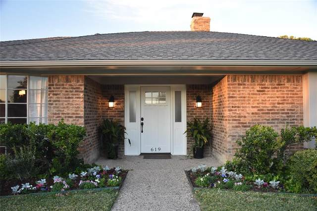 619 Sheffield Drive, Richardson, TX 75081 (MLS #14474799) :: The Paula Jones Team | RE/MAX of Abilene