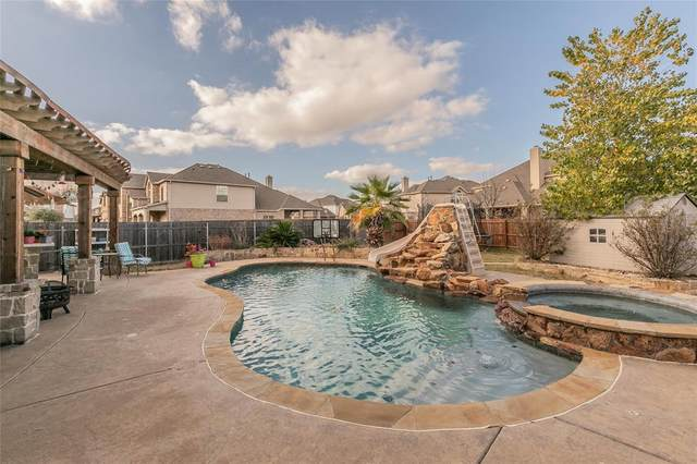 5616 Wills Creek Lane, Fort Worth, TX 76179 (MLS #14474826) :: The Tierny Jordan Network