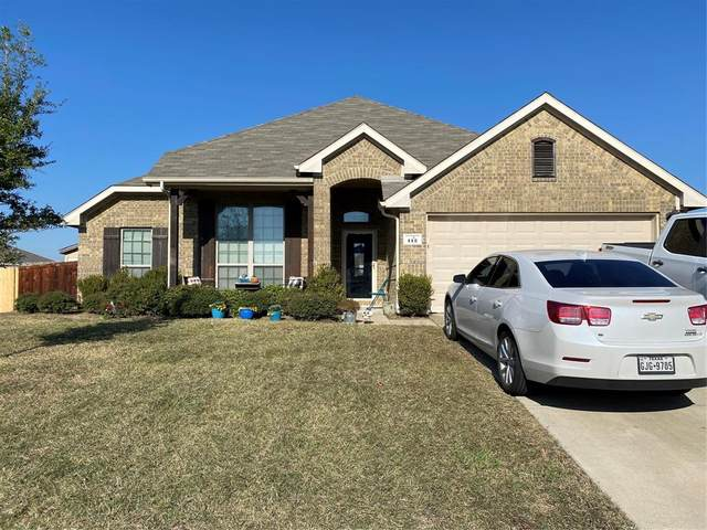 112 Fieldview Drive, Crandall, TX 75114 (MLS #14474882) :: RE/MAX Landmark