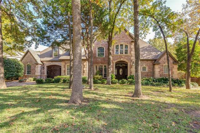 817 Independence Parkway, Southlake, TX 76092 (MLS #14474906) :: The Heyl Group at Keller Williams