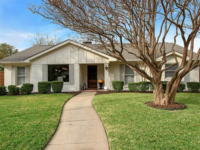 423 Valley Cove Drive, Richardson, TX 75080 (MLS #14474923) :: Robbins Real Estate Group