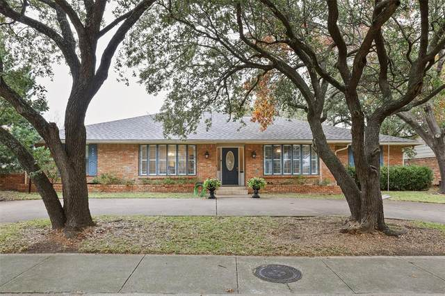 6147 Glennox Lane, Dallas, TX 75214 (MLS #14474932) :: The Heyl Group at Keller Williams