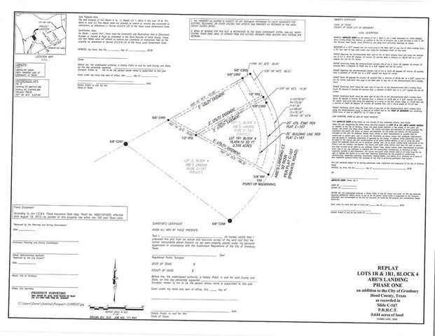 3328 Abes Landing Court, Granbury, TX 76049 (MLS #14474934) :: The Kimberly Davis Group
