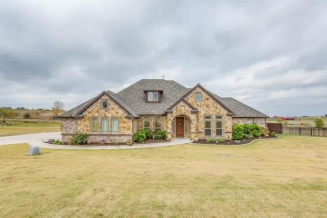 148 Condor View, Weatherford, TX 76087 (MLS #14474967) :: All Cities USA Realty