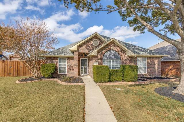 10714 Huntington Road, Frisco, TX 75035 (MLS #14474974) :: Real Estate By Design