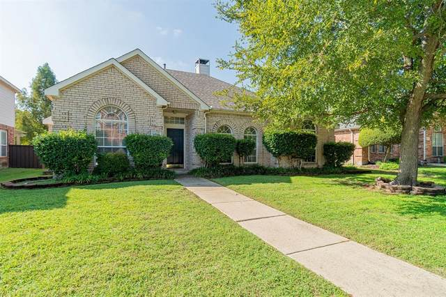 9709 Prestmont Place, Frisco, TX 75035 (MLS #14474987) :: Real Estate By Design