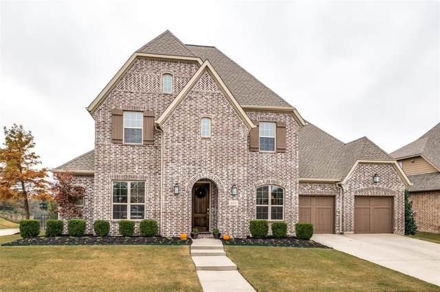 4330 Mesa Drive, Prosper, TX 75078 (MLS #14474989) :: Premier Properties Group of Keller Williams Realty
