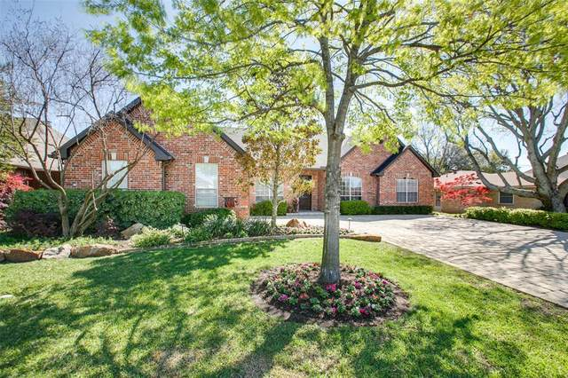 6613 Villa Road, Dallas, TX 75252 (#14474991) :: Homes By Lainie Real Estate Group