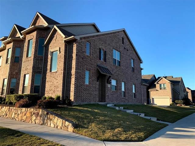 3792 Wellesley Avenue, Frisco, TX 75034 (MLS #14475006) :: The Kimberly Davis Group
