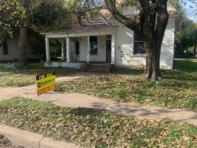 609 N Buffalo Avenue, Cleburne, TX 76033 (MLS #14475023) :: Potts Realty Group