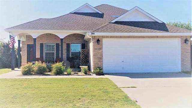 2005 Lake Ridge Drive, Sanger, TX 76266 (MLS #14475027) :: The Kimberly Davis Group