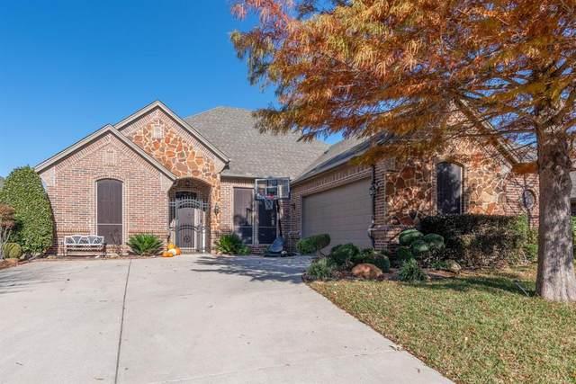 309 Lottie Lane, Saginaw, TX 76179 (MLS #14475028) :: Keller Williams Realty