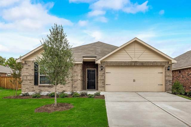 106 Magnolia Drive, Sanger, TX 76266 (MLS #14475058) :: The Kimberly Davis Group