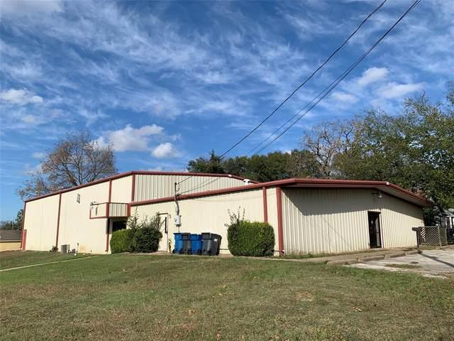 2708 W 8th Avenue, Corsicana, TX 75110 (MLS #14475107) :: Real Estate By Design