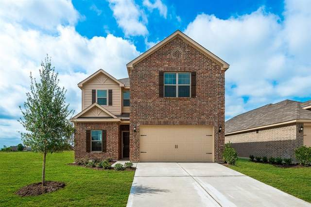 123 Magnolia Drive, Sanger, TX 76266 (MLS #14475138) :: The Kimberly Davis Group