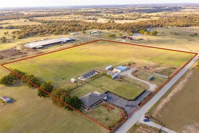 904 Cr 3341, Paradise, TX 76073 (MLS #14475140) :: Premier Properties Group of Keller Williams Realty