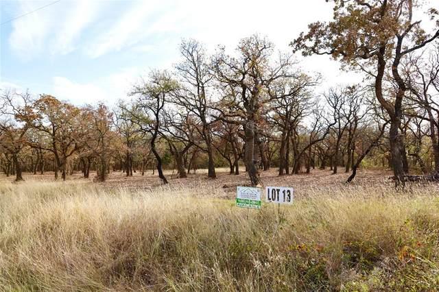 1187 County Road 3440, Paradise, TX 76073 (MLS #14475152) :: Team Tiller